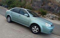 Cần bán Daewoo Lacetti sản xuất 2005, màu xanh, nhập khẩu xe gia đình giá 210 triệu tại Khánh Hòa