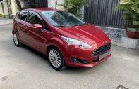 Cần bán lại xe Ford Fiesta 1.0AT năm sản xuất 2015, màu đỏ xe gia đình, 385 triệu giá 385 triệu tại Tp.HCM