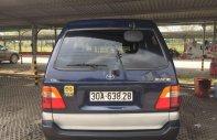 Cần bán xe Toyota Zace năm 2001, màu xanh lam giá 180 triệu tại Hà Nội