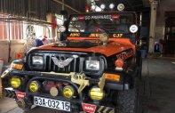 Cần bán gấp Jeep Wrangler đời 1997 chính chủ giá 300 triệu tại Tp.HCM