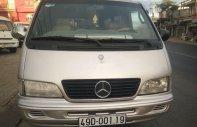 Cần bán xe Mercedes MB đời 2002, màu bạc giá 85 triệu tại Lâm Đồng