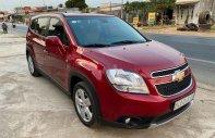 Bán ô tô Chevrolet Orlando đời 2014, màu đỏ, nhập khẩu số tự động, giá chỉ 413 triệu giá 413 triệu tại Đồng Nai