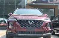 Hyundai Huế - Cần bán xe Hyundai Santa Fe 2.2L sản xuất 2020, màu đỏ giá 1 tỷ 155 tr tại Đà Nẵng