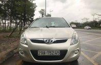 Xe Hyundai i20 1.4 AT đời 2010, màu bạc, nhập khẩu chính chủ, giá chỉ 299 triệu giá 299 triệu tại Hà Nội