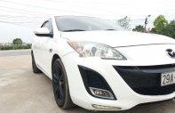 Cần bán gấp Mazda 3 AT năm 2010, màu trắng số tự động giá 368 triệu tại Hà Nội