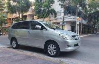 Bán ô tô Toyota Innova G sản xuất năm 2008, màu bạc xe gia đình giá 339 triệu tại BR-Vũng Tàu