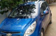 Xe Chevrolet Spark 1.2 LT năm sản xuất 2012, màu xanh lam xe gia đình, giá chỉ 160 triệu giá 160 triệu tại Tiền Giang