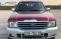 Cần bán gấp Ford Everest sản xuất năm 2005, màu đỏ, giá chỉ 235 triệu giá 235 triệu tại Hà Nội
