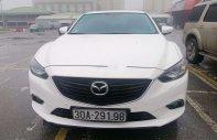 Cần bán xe Mazda 6 năm 2014, màu trắng giá cạnh tranh giá 606 triệu tại Hà Nội