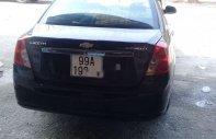 Bán xe Chevrolet Lacetti sản xuất năm 2011, màu đen, nhập khẩu chính chủ giá 200 triệu tại Bắc Ninh