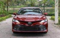 Cần bán Toyota Camry 2.5Q đời 2020, màu đỏ, nhập khẩu giá 1 tỷ 235 tr tại Hà Nội