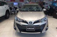 Bán Toyota Vios 1.5G đời 2020, màu vàng giá 570 triệu tại Hà Nội