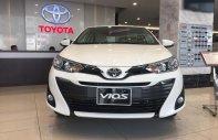 Bán Toyota Vios 1.5G đời 2020, màu trắng giá 570 triệu tại Hà Nội