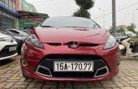Cần bán lại xe Ford Fiesta S 1.6 AT năm 2013, màu đỏ chính chủ giá 339 triệu tại Hải Dương