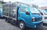 Bán ô tô Thaco Kia K250 sản xuất 2020, màu xanh lam, thùng kín giá 378 triệu tại Bình Dương