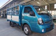 Xe tải hạng nhẹ - Chạy giờ cao điểm: Kia K250 2.4 tấn đời 2020, màu xanh lam, thùng bạt giá 387 triệu tại Tp.HCM