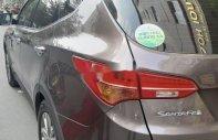 Bán Hyundai Santa Fe năm sản xuất 2013, màu xám, nhập khẩu nguyên chiếc còn mới giá 790 triệu tại Tp.HCM