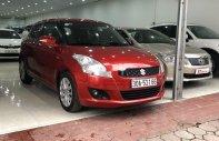 Bán xe Suzuki Swift 1.4L AT đời 2014, màu đỏ số tự động giá 379 triệu tại Hà Nội