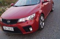 Cần bán gấp Kia Forte năm sản xuất 2010, màu đỏ, nhập khẩu nguyên chiếc giá 379 triệu tại Ninh Thuận