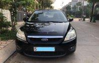 Cần bán gấp Ford Focus MT sản xuất năm 2011, màu đen chính chủ giá cạnh tranh giá 305 triệu tại Tp.HCM