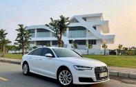 Bán Audi A6 1.8 TFSi sản xuất 2016, màu trắng, nhập khẩu giá 1 tỷ 388 tr tại Tp.HCM