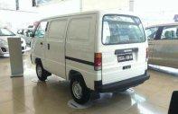 Suzuki Blind Van 2020, màu trắng - Xe tải hạng nhẹ - Giá bán siêu tốt - Hỗ trợ tối đa giá 278 triệu tại Hà Nội