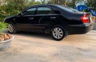 Cần bán Toyota Camry V6 đời 2003, màu đen, 355tr giá 355 triệu tại Tp.HCM