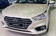 Cần bán xe Hyundai Accent 1.4 MT Base sản xuất 2020, màu vàng cát, giá cạnh tranh giá 425 triệu tại Thanh Hóa