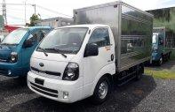 Bán xe tải Kia K200 sản xuất năm 2020, màu trắng, thùng kín, nhập khẩu giá 335 triệu tại Bắc Ninh