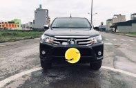 Bán Toyota Hilux MT năm sản xuất 2018, màu đen, nhập khẩu nguyên chiếc số sàn giá cạnh tranh giá 670 triệu tại Hà Nội