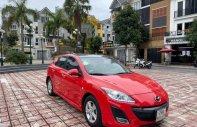 Cần bán gấp Mazda 3 năm 2010, màu đỏ, nhập khẩu nguyên chiếc xe gia đình, giá chỉ 355 triệu giá 355 triệu tại Hà Nội