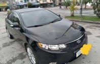 Cần bán lại xe Kia Forte AT đời 2009, màu đen, xe nhập, giá chỉ 320 triệu giá 320 triệu tại Hải Phòng