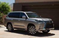 Siêu khuyến mãi giảm giá khi mua chiếc Lexus LX 570, đời 2020, nhập khẩu nguyên chiếc giá 9 tỷ 150 tr tại Hà Nội