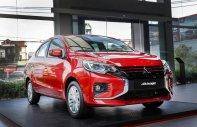 Bán chiếc Mitsubishi Attrage MT giá rẻ, xe nhập khẩu, có sẵn, giao nhanh giá 375 triệu tại Hà Nội