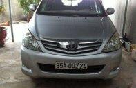 Cần bán xe Toyota Innova đời 2006, màu bạc, giá chỉ 218tr giá 218 triệu tại Ninh Thuận
