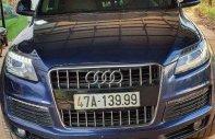 Cần bán Audi Q7 AT năm sản xuất 2007, màu xanh lam, nhập khẩu nguyên chiếc giá 800 triệu tại Đắk Lắk