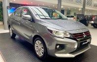 Cần bán xe Mitsubishi Attrage 1.2 CVT đời 2020, màu xám, nhập khẩu nguyên chiếc giá 460 triệu tại Điện Biên