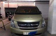 Cần bán lại xe Hyundai Starex sản xuất 2009, màu vàng, nhập khẩu   giá 370 triệu tại Tp.HCM