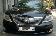Cần bán lại xe Lexus LS năm sản xuất 2007, màu đen, nhập khẩu giá 880 triệu tại Tp.HCM