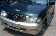 Cần bán Toyota Zace năm 2004, màu xanh lam giá 170 triệu tại Tp.HCM