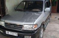 Bán Toyota Zace 2001, màu bạc, nhập khẩu nguyên chiếc, giá tốt giá 130 triệu tại Bình Dương