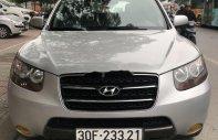 Bán xe Hyundai Santa Fe sản xuất năm 2007, màu xám, nhập khẩu nguyên chiếc giá 445 triệu tại Hà Nội