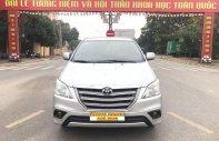 Bán Toyota Innova 2.0E đời 2014, lazang phay, màu bạc giá 470 triệu tại Hà Nội