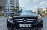Cần bán gấp Mercedes C200 đời 2018, màu đen giá 1 tỷ 250 tr tại Tp.HCM