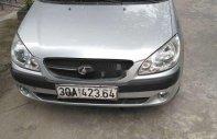 Bán Hyundai Click năm sản xuất 2008, màu bạc, xe nhập số sàn, giá tốt giá 145 triệu tại Hà Nội