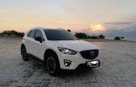 Cần bán Mazda CX 5 năm 2016, màu trắng mới chạy 55.000 km giá 780 triệu tại Đà Nẵng