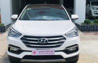 Bán xe Hyundai Santa Fe 2.2L sản xuất năm 2017, màu trắng, giá tốt giá 970 triệu tại Cần Thơ