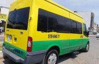 Bán Ford Transit sản xuất 2008, hai màu ít sử dụng giá cạnh tranh giá 235 triệu tại Tp.HCM