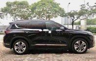 Bán xe Hyundai Santa Fe sản xuất năm 2019, màu đen giá 1 tỷ 190 tr tại Hà Nội
