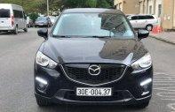 Cần bán lại xe Mazda CX 5 sản xuất năm 2015, màu đen giá 640 triệu tại Hà Nội